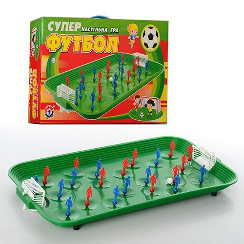 Настольная игра футбол супер  технок (украина) 0946 фото №1