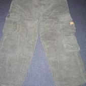 моднячие брюки с карманами на 1,5-2 года