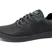 Кроссовки Cat Leather 241 Black