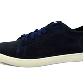 Кроссовки Adidas Neo Perforation Suede Blue