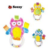 Погремушка Сова (совёнок) Sozzy