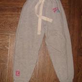 Теплые спортивные штанишки