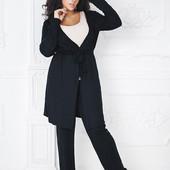 Женский костюм тройка 48-54
