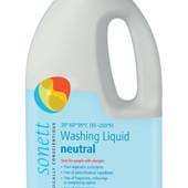 Органическое жидкое средство для стирки Sonett Нейтральная серия Концентрат,2 л,Германия