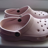 Кроксы Crocs оригинал р.3-5 стелька 22,5 см