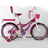 Детский велосипед Flora-20