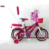 Детский велосипед Flora-12