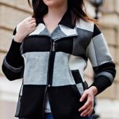 Новинка!!! Женская утепленная куртка размеры 50-56