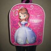 На 3+ 3D рюкзак Принцесса София девочке