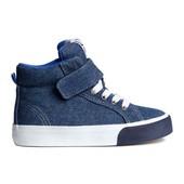 Джинсовые ботинки (24 евр) H&M