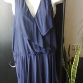 Платье из  натурального  шелка  от британского  бренда  Warehouse.