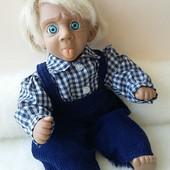 Характерная кукла рост 28 см