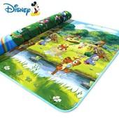 Развивающий двусторонний коврик Disney