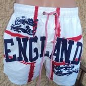 Фірмові оригінал стильні пляжні шорты King .м-s