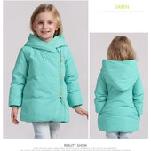 Куртка-пуховик, разные цвета