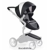 Базовый набор для коляски Xari + стартовый набор Mima as112101bw Испания черно-белый 12113651