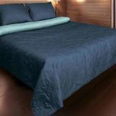 Комплект-покрывало Теп Vintage Р-05 синий
