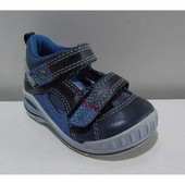 Туфли-сандалики для мальчика 19р.