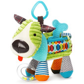 Skip Hop Развивающая игрушка-подвеска Щенок, собака, собачка