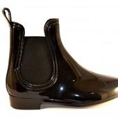 Ботинки силикон на резинке Т006