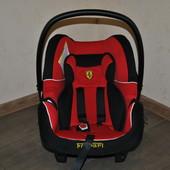 Детское автокресло - переноска Nania Ferrari 0+ (Франция)
