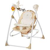 Детская качель кресло 2в1 Bambi1540-13-2 Новинка