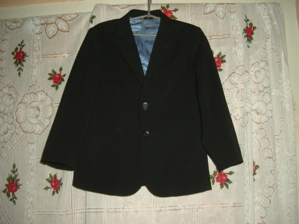 Пиджак школьный на 7лет фото №1