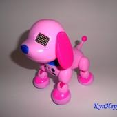 Интерактивный щенок Zoomer Zuppies Gemma Spin Master