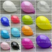 Латексные воздушные шары, диаметр 26 см. Производство Италия. Gemar.