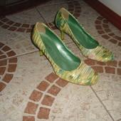 Туфлі шкіра Італія 37 розмір
