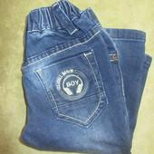 Моднявые джинсы на мальчика