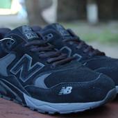Мужские кроссовки New Balance 580 натуральный замш