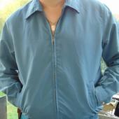 Фирменная стильная курточка Man.л-хл
