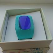 Детские умные gps часы Smart Baby Watch Q50 с трекером отслеживания.