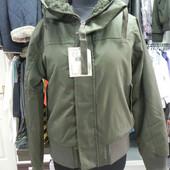 Стильная муж куртка на меху XS,M
