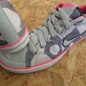 Кроссовки кеды Nike оригинал размер 42-длина стельки-27 см