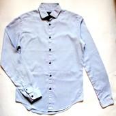 Рубашка Zara мужская размер  S (EUR)