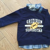 Чилдренсплейс свитер Children'splace реглан 18-24