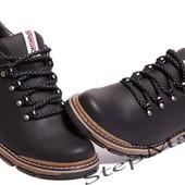 Туфли кожаные Vans Premium Leather