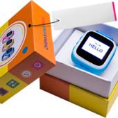 Детские умные часы с GPS Q60s настройка в подарок