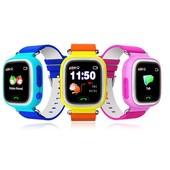 Умные детские часы Smart Baby Watch Q100 gps бесплатная настройка