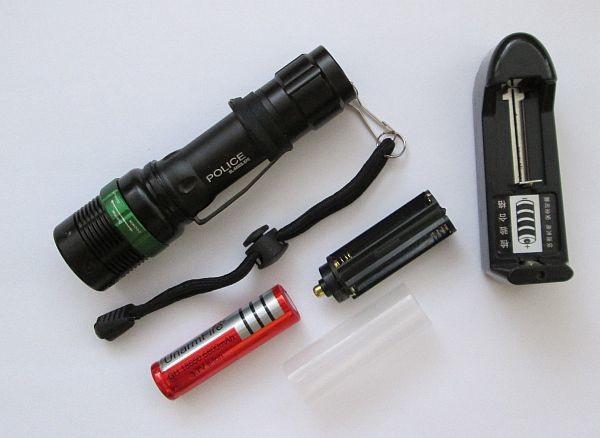тактические фонарики для рыбалки