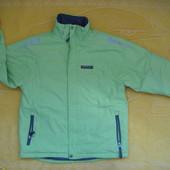 Цена ниже!Фирменная зимняя лыжная термо курточка Сolor Kids рост 152-158.