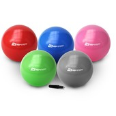 Фитбол - мяч для фитнеса 65см + насос