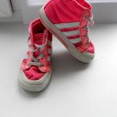Кеды Adidas Neo р.23 (стелька 14 см )