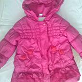 Куртка осень-теплая зима.