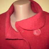 стильный  пиджак  ф. Cyrillus  размер  USA   12-  100% шерсть