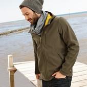 Куртка софтшелл на флисе XXL Tchibo tcm Германия
