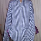 Рубашка рр 43см бренд Next