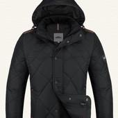 Куртка осенняя мужская Модная 2-цвета
